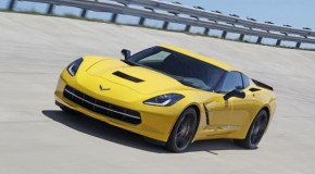 2015 Chevrolet Corvette Stingray Z06 Debuting at 2014 Detroit Auto Show
