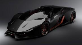 2023 Lamborghini Diamante Concept is the Lambo of the Future