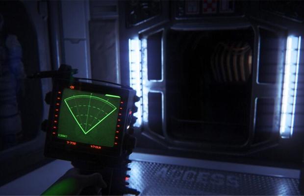 Aliens Isolation Screenshot