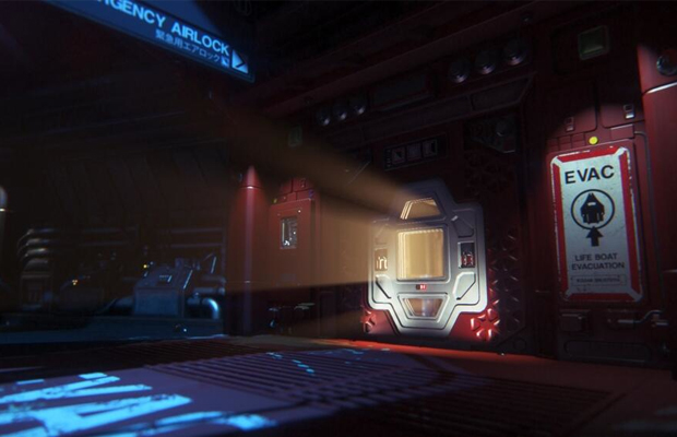 Aliens Isolation Screenshots
