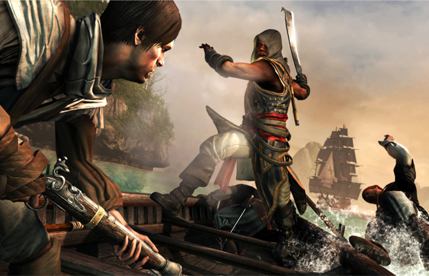 Assassins Creed IV Freedoms Cry