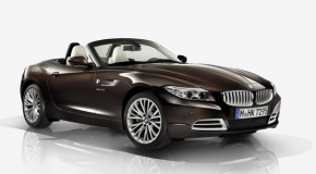 2015 BMW Z4 Pure Fusion Design Hitting 2014 Detroit Auto Show