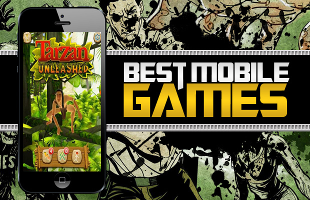 Best Mobile Games january 2013