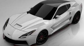 Supervettes Launches Sick Chevy Corvette C6 Aero Kit