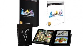 Final Fantasy X/X-2 HD Remaster Collector's Edition Announced For PS3