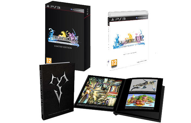 Final Fantasy X and X2 Remaster Collectors Edition