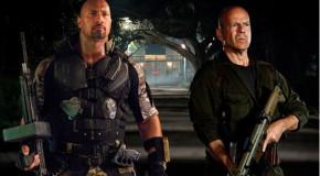 'G.I. Joe 3' Will See Bruce Willis & Dwayne 'The Rock' Johnson Reunion