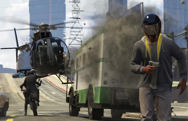 GTA Online Deathmatch