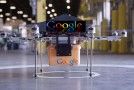 Google Taking on Amazon With Its Very Own Same-Day Delivery Drones?