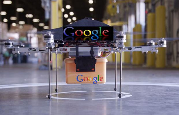Google Drone Service