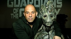 Vin Diesel Confirmed to Voice Groot in 'Guardians of the Galaxy'