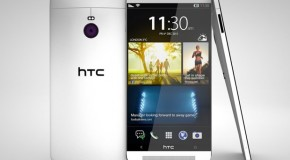 TechRadar Creates Awesome HTC One 2 Rendering