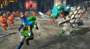 Nintendo Reveals Legend of Zelda: Hyrule Warriors & Teaser Trailer