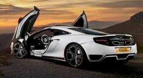 McLaren MSO 12C Concept Revealed