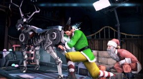 "Saints Row IV ""How The Saints Saved Christmas"" DLC Pack Launches"
