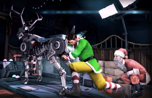 Saints Row IV Christmas DLC
