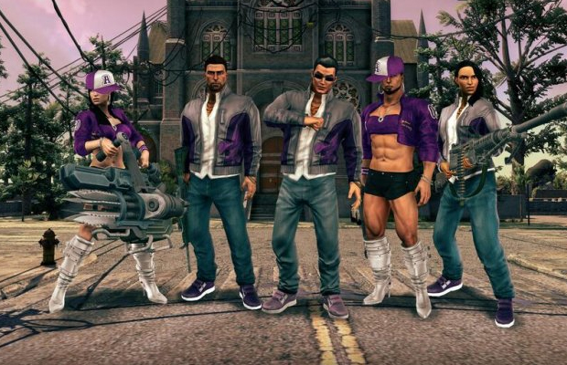 Saints Row V