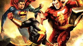 'Shazam' Movie Still On Hold Indefinitely
