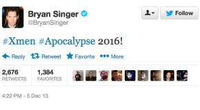 Bryan Singer Teases 'X-Men: Days of Future Past' Sequel with Apocalypse