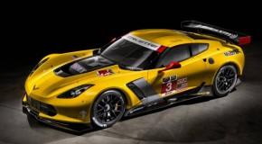 NAIAS 2014: 2014 Corvette C7.R