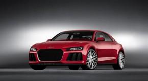 CES 2014 Welcomes Audi Sport Quattro Laserlight Concept