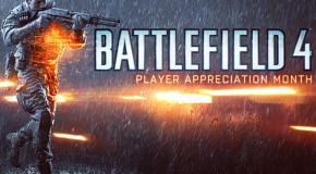 DICE Announces Battlefield 4 'Player Appreciation Month' & New Bonuses