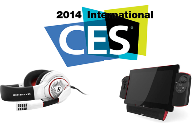 Best Gaming Gadgets CES 2014