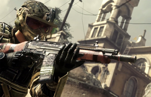 Call of Duty Ghosts Onslaught DLC Maverick Weapons