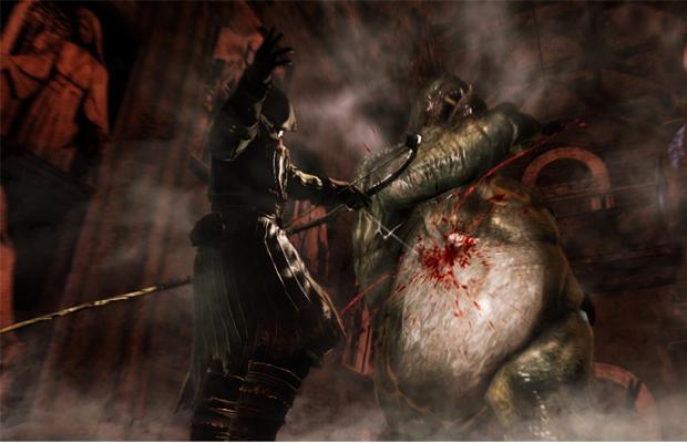 Dark Souls II monsters