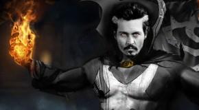 Marvel Pursuing Johnny Depp for 'Doctor Strange' Film