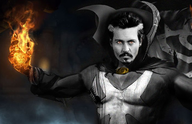 Doctor Strange Johnny Depp