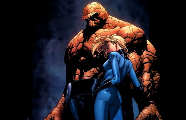 Fantastic Four Remake The Thing