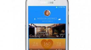 Samsung Galaxy S5 Home Screen Could Look Something Like This
