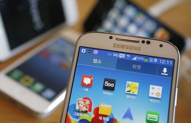 Galaxy S5 QHD Display