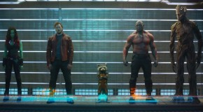 Marvel Unveils First (and Unfinished) 'Guardians of the Galaxy' Still