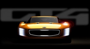 Kia GT4 Stinger Concept Announced & Debuting at 2014 NAIAS
