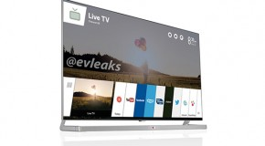 LG's Web OS-Based TV Leaked Before CES 2014 Debut