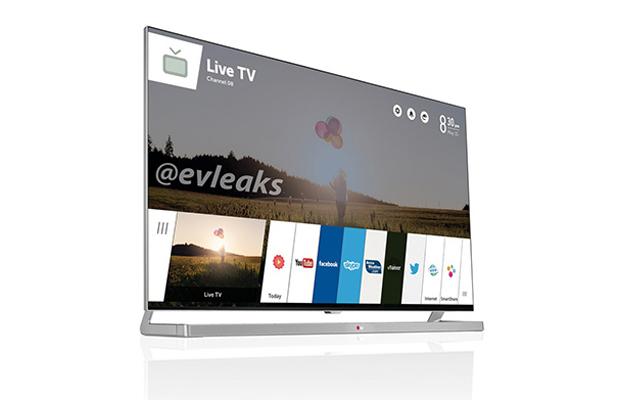 LG Web OS TV 2014