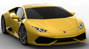 Lamborghini Huracan Announces Official Pricing Details