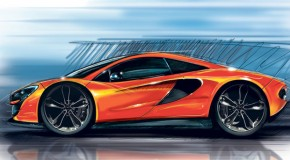 McLaren P13 Sports Car To Cost £120,000 (est. $200,000)