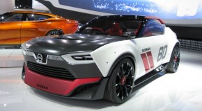 NAIAS 2014: Nissan IDx Nismo Concept