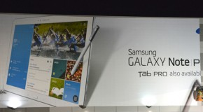 CES 2014: Samsung Galaxy Note Pro & Tab Pro Announced Via Billboard