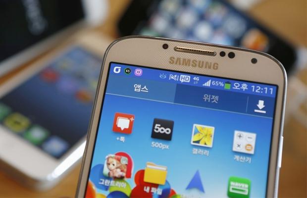 Samsung Galaxy S5 4K Display