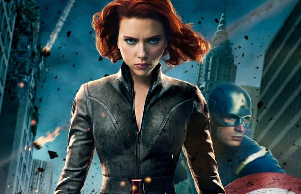 Scarlett Johansson Avengers 2
