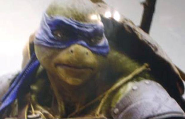 TMNT Reboot Leonardo