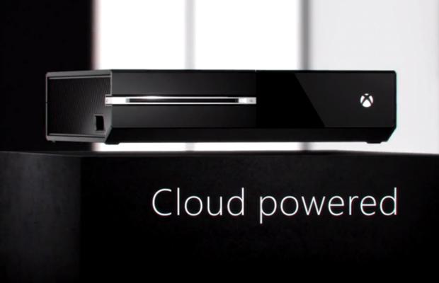 Xbox One Cloud Computing