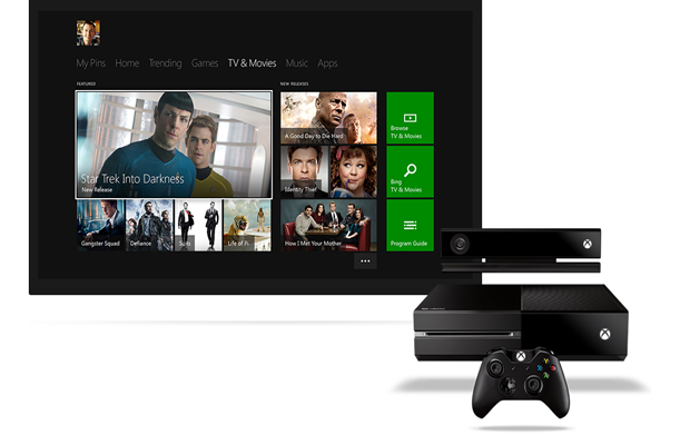 Xbox One Features Major Nelson