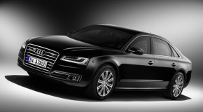 Audi A8 L Security Brings Class to Premium-Protection Rides