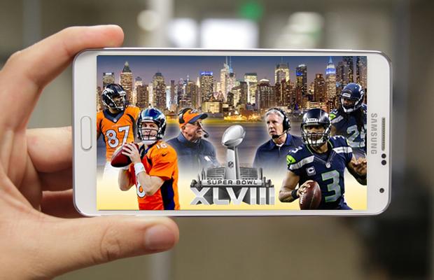 best Super Bowl XLVIII apps