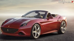 2015 Ferrari California T Becomes Official
